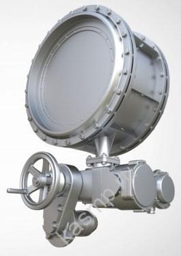 Клапаны герметические для АЭС