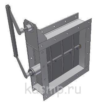 Клапан ПГВУ 295-80