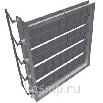 Клапан ПГВУ 298-80