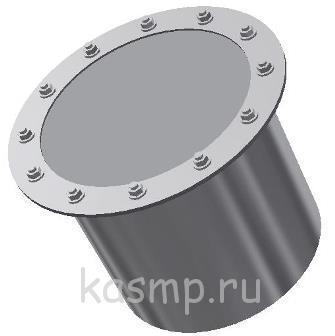 Клапан ПГВУ взрывной 091-80