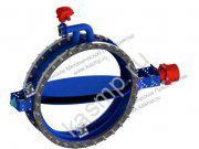 Клапан герметичный со сдвоенным диском