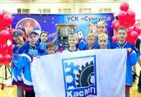 Поддержка детского спорта