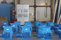 Оборудование для производства минеральных удобрений